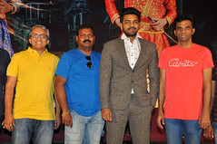 Desamuduru Movie Press Meet Stills