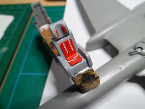 Défi moins de kits en cours : Rockwell B-1B porte-clé [Airfix 1/72] *** Abandon en pg 9 - Page 3 41598254801_7017291b46