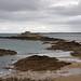 Le fort National vu des remparts de St Malo.