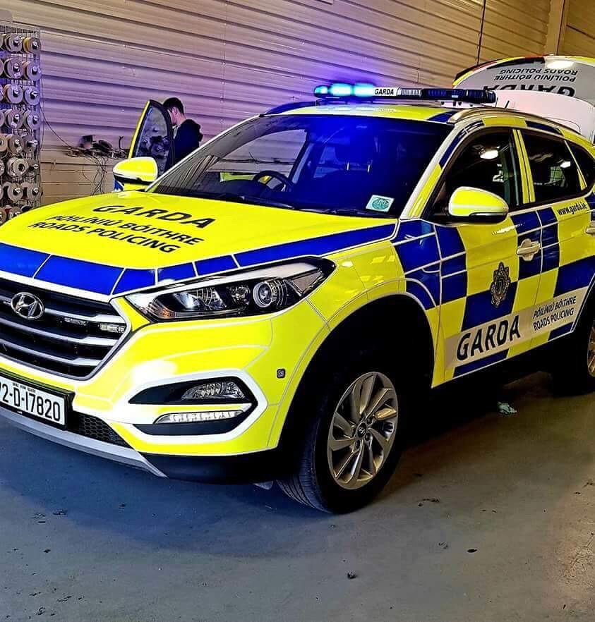 New Tucson 2018 >> New 172 Hyundai Tucson for Garda Roads Policing Unit | Flickr
