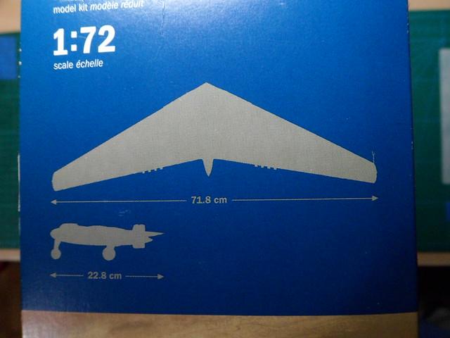 Les géants des airs : Le Northrop YB-49 [Italeri 1/72] 27228918598_d5584efd34_z