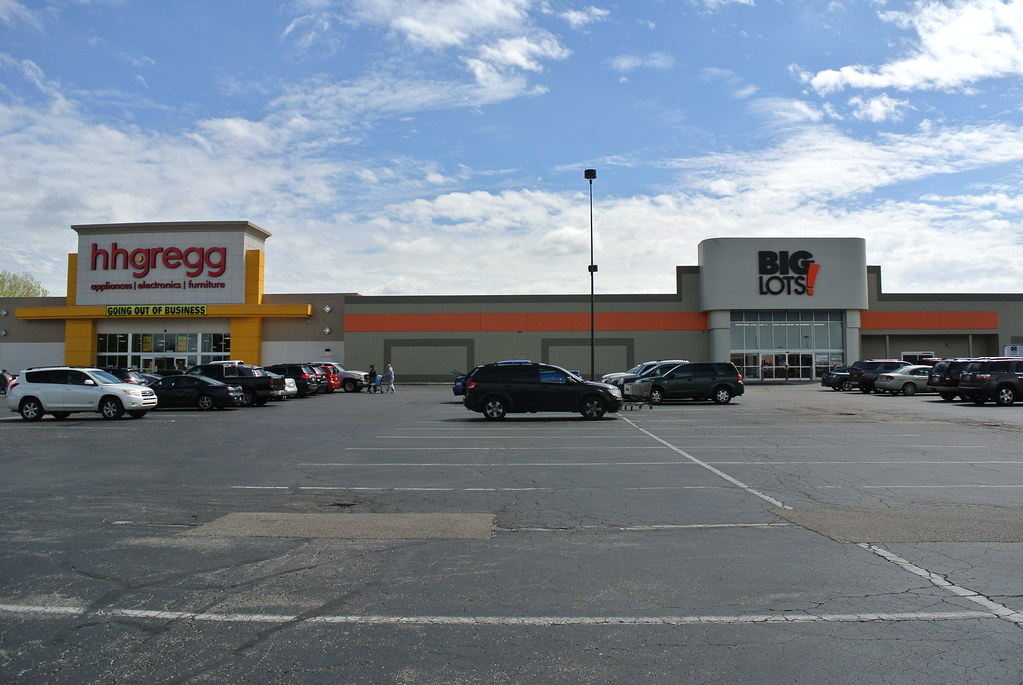 Big Lots Formerly Circuit City Indianapolis IN