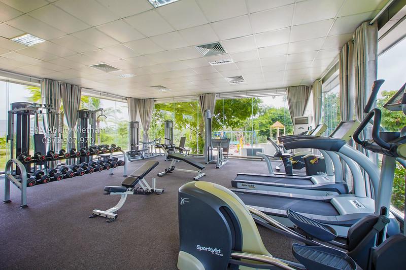 Phòng Gym Villa Park