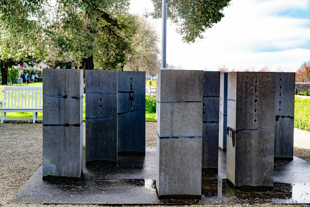 8 Limestones by Ulrich Rückriem [ It Is Not A Ventilation System ] 003