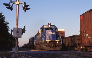NS PRR 3394 on Conrail - 5/28/1999 | by First.Light.55
