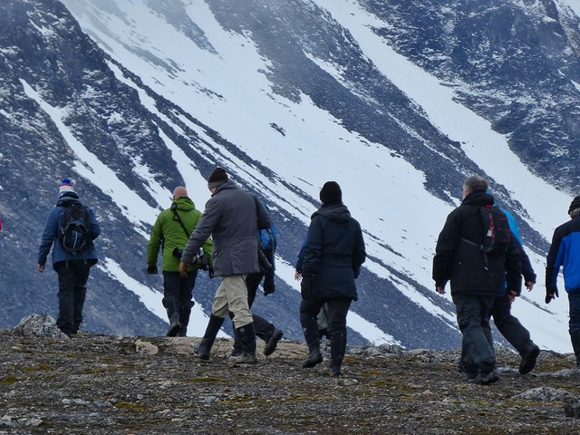Trekking en Kamchatka