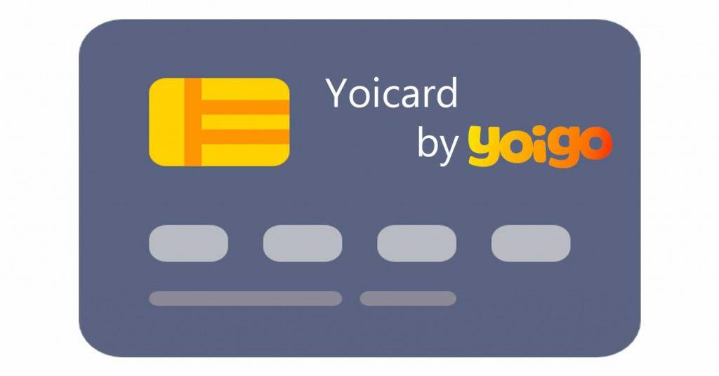 yoicard-yoigo