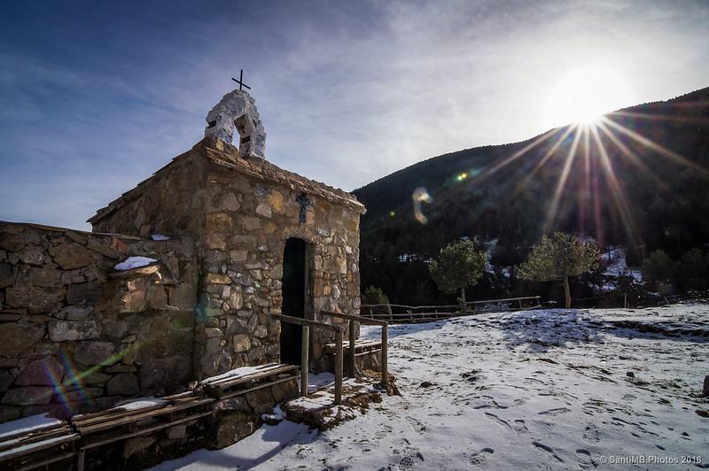 Ermita de Sant Miguel de Peguera