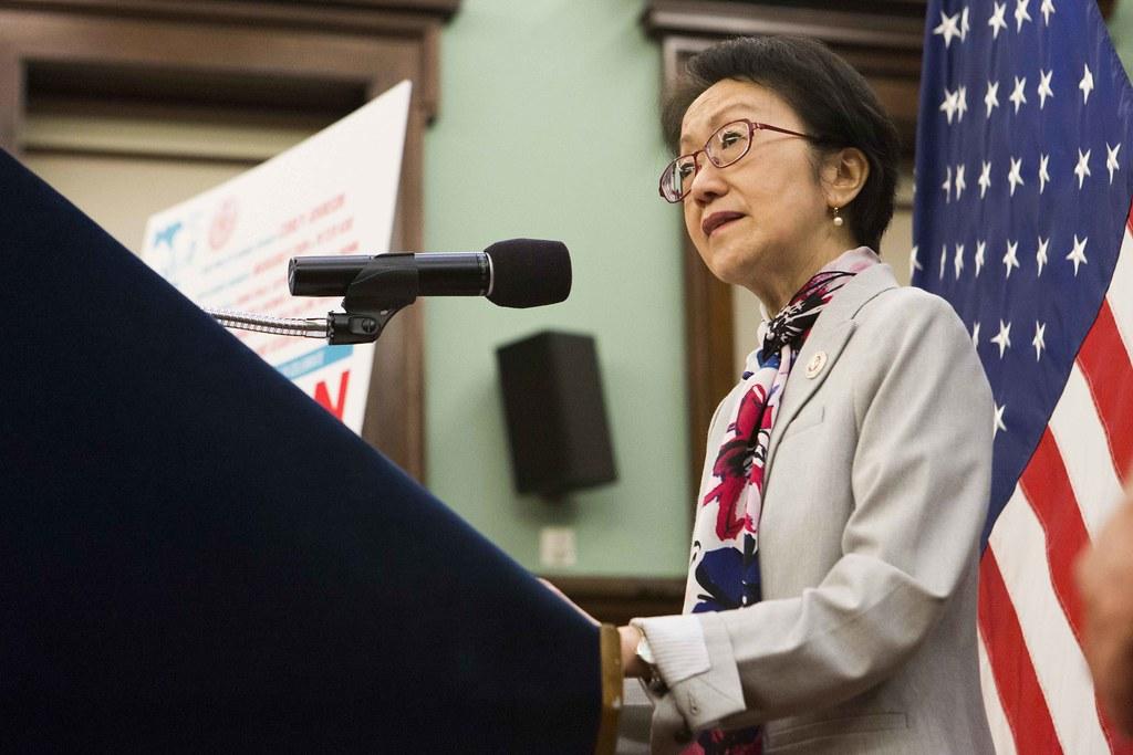 Speakers asian pacific islander