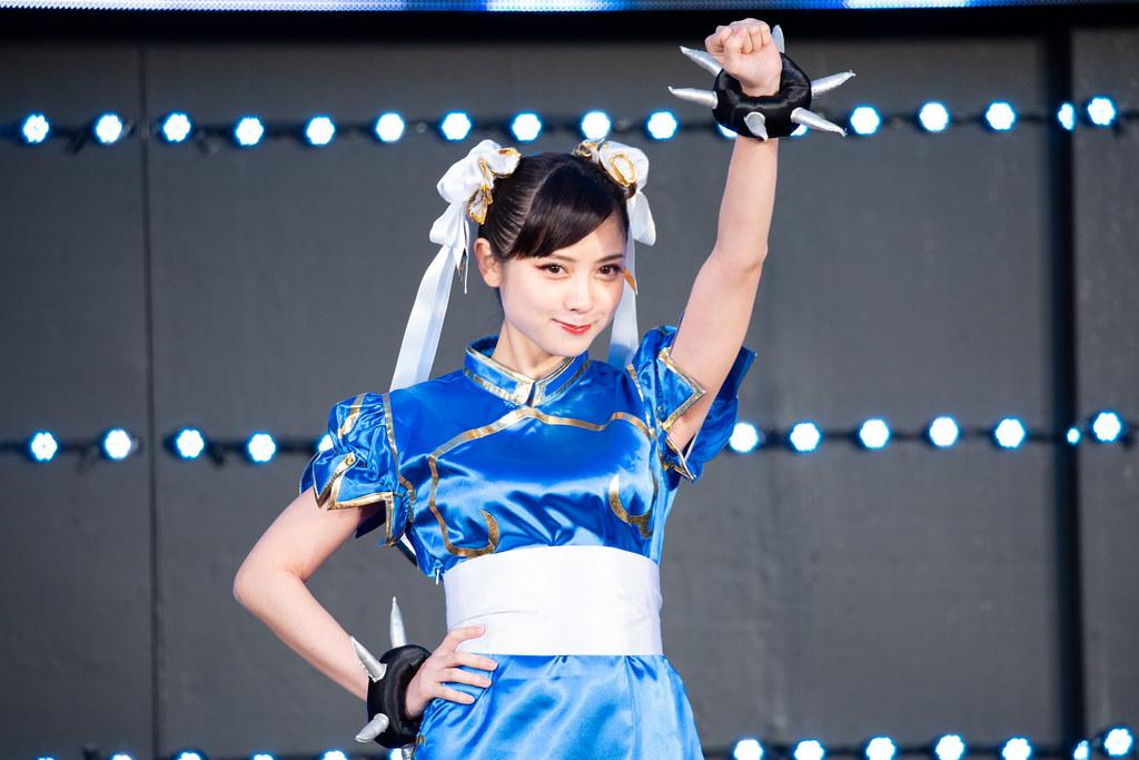 Ready Player One Japan Premiere Red Carpet: Momotsuki Nash ...
