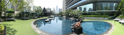 Piscine - Athenee Bangkok | by Travel Guys