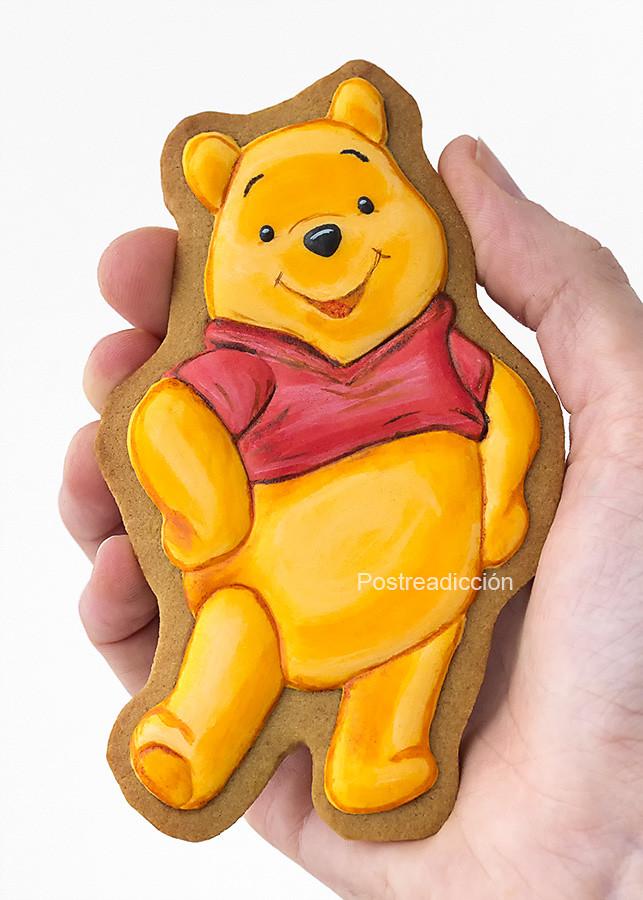 galletas de Winnie the Pooh