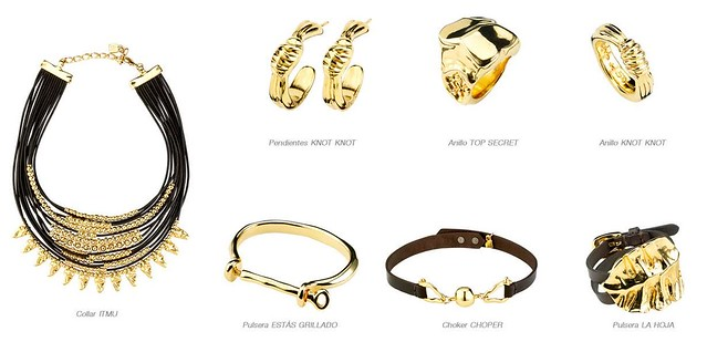 UNOde50, su nueva Gold Collection