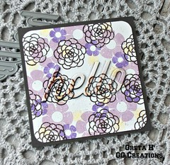 Using solid & lined stamps by gg nurse (Greta) ggnursecreations.blogspot.com