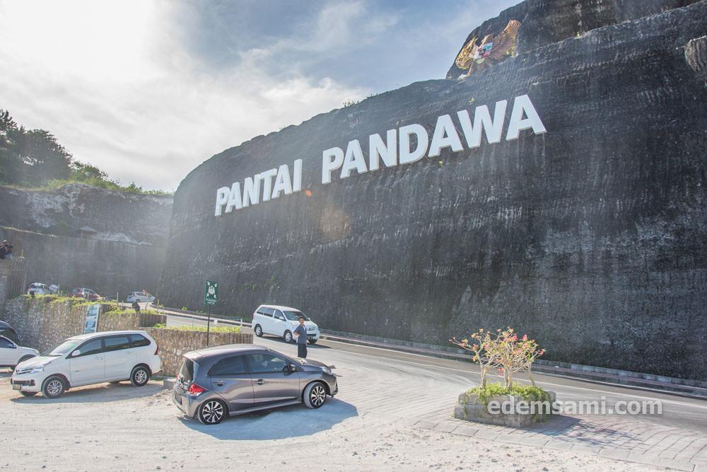 Пантай Пандава Бали Индонезия