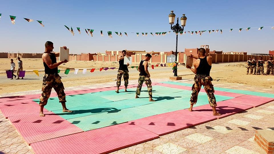 موسوعة الصور الرائعة للقوات الخاصة الجزائرية - صفحة 63 27610823417_4e55a6dc0c_o