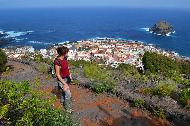 Walking Garachico, Tenerife