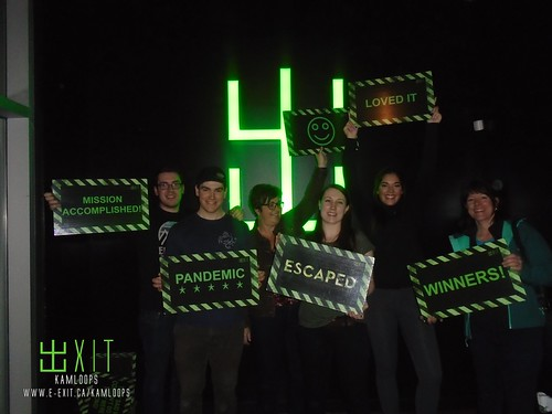 Exit Escape Room Kamloops