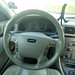 Volvo S80 2.4T cockpit view