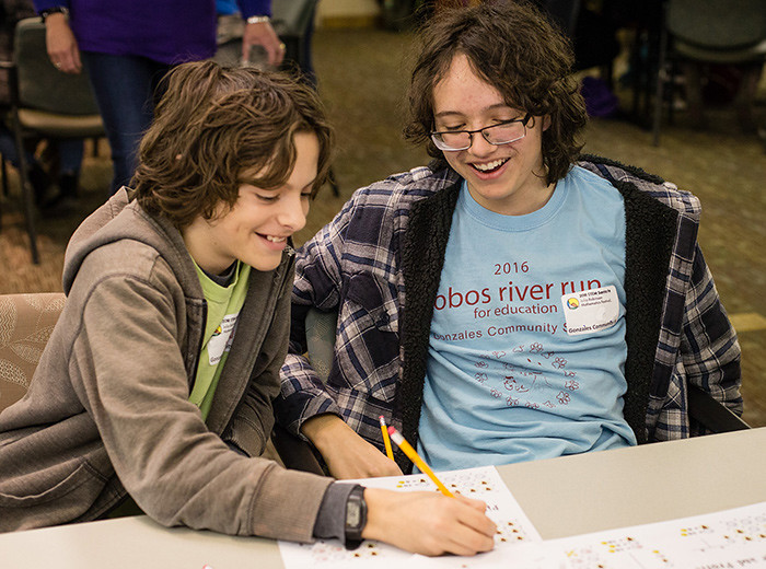Math Festival inspires local students