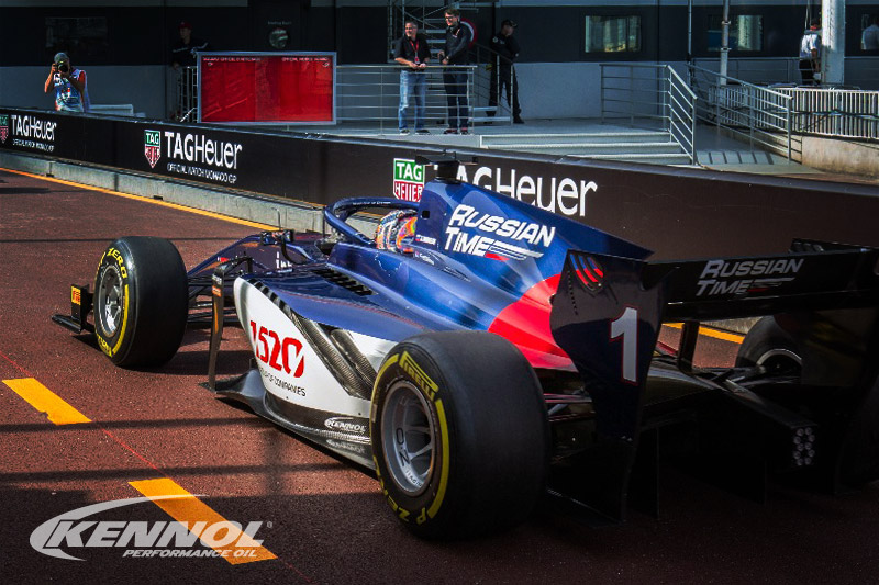 KENNOL wins in Monaco GP and takes 2nd place for FIA F2 World Championship