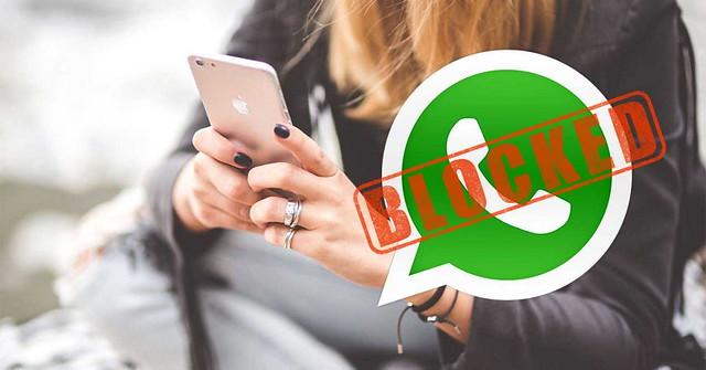 Grave error de WhatsApp: un contacto bloqueado te puede enviar mensajes