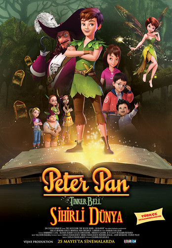 Peter Pan – Tinker Bell: Sihirli Dünya - The Quest For The Never Book