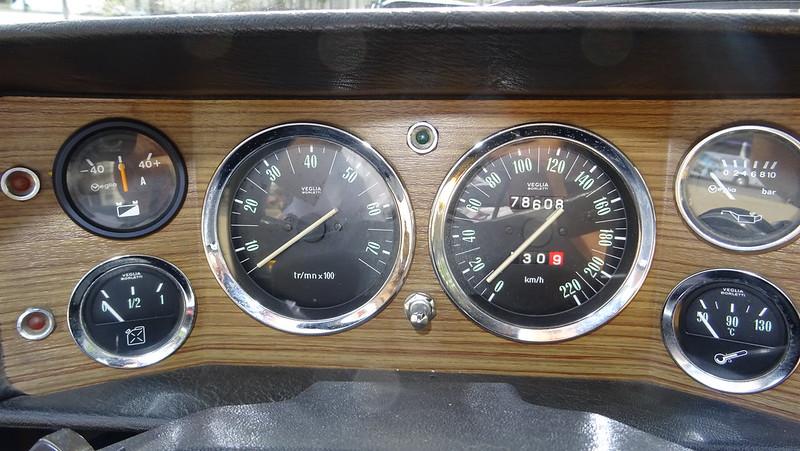 Matra 530 LX 1970 dédicacée Philippe GUEDON 41735937784_d45073fcdd_c