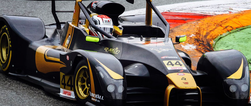 KENNOL and Wolf Racing Cars win 1st Endurance Champions Cup race in 2018
