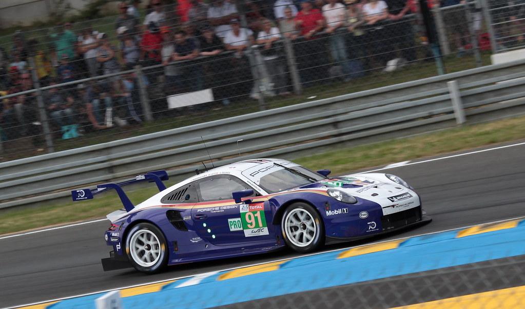 Porsche 911 R >> 24 Hours of Le Mans 2018 Porsche 911 RSR #91 Rothmans | Flickr