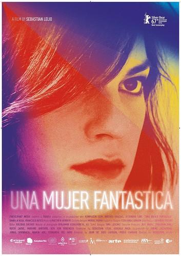 Muhteşem Kadın - A Fantastic Woman (2018)