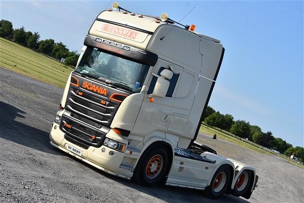 ... Grassmen Scania R560 Streamline NRZ 8464 | by truck_photos