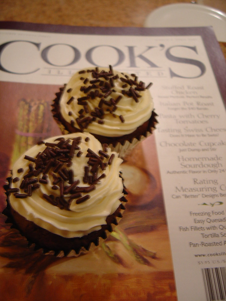 Dark Chocolate Cupcakes Raspberry Buttercream