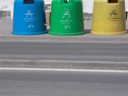 Contenedores de reciclaje en salamanca reciclaje - Contenedores de reciclar ...