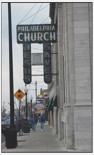 philadelphia church no time like right now store front c flickr. Black Bedroom Furniture Sets. Home Design Ideas