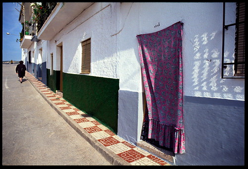 Spain 1992 Spring - Andalucian Afternoon | by TommyOshima