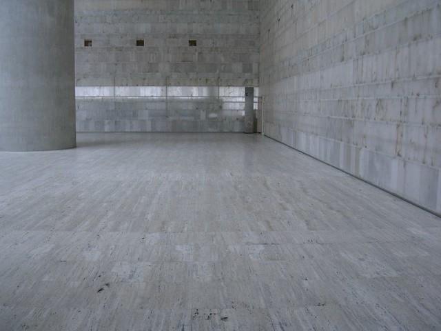 Hall granada sede central caja de granada arquitecto - Caja de arquitectos granada ...