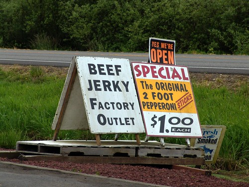 Beef Jerkey Factory Outlet | by mrjoro