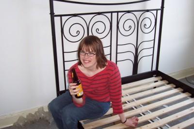 Ikea Noresund Bed Frame Parts