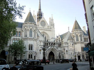 royal courts of justice | by antmoose