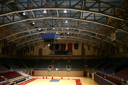 Full View of the Palestra | by Martin Gordon