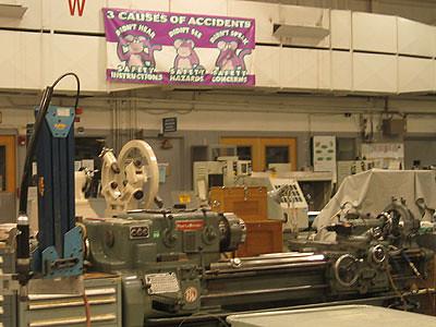 f r machine shop