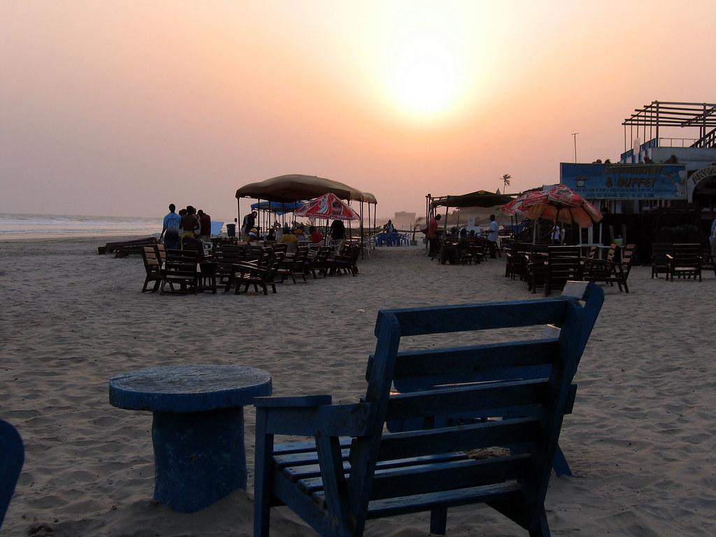 labadi pleasure beach ghana