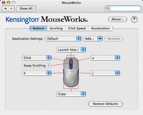 Gmail Mouse Hack | by david