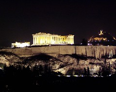 Parthenon at Night | by RobW_