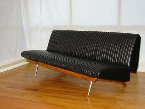 ... Vinyl Sofa Daybed 2 | By Stewf