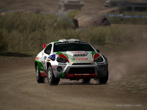 Toyota Rsc Rally Raid Car 1 Devon Hollahan Flickr