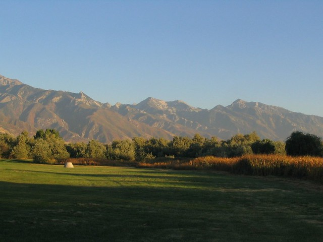wasatch front from holladay utah the wasatch range is a