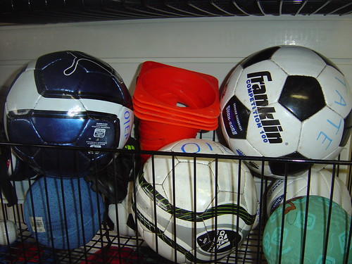 Soccer Balls | by brikmaster