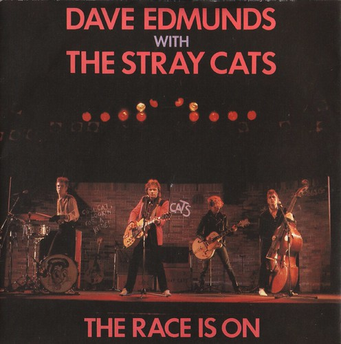 Dave Edmunds With Stray Cats The Stray Cats The Race Is On
